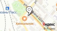 Адвокатский кабинет Хусаинова Р.Р. на карте