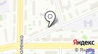 Бюро технической информации на карте