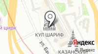 Кул Шариф на карте