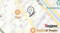Подворье Раифского мужского монастыря на карте