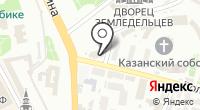 Церковь Святой великомученицы Параскевы Пятницы на карте