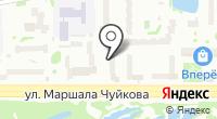 Айтат на карте