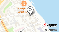 Аль-Марджани на карте
