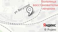 Профит и К на карте