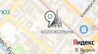 Собор Богоявления Господня на карте