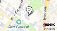 Научная библиотека им. Н.И. Лобачевского на карте