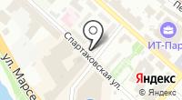 Мастер Групп на карте