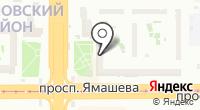 Дом обоев на карте