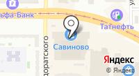 Азбука дома на карте