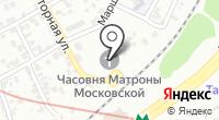 Церковь Архистратига Божия Михаила на карте