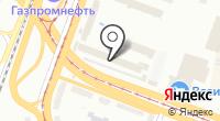 ICL-КПО ВС на карте