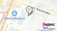 ЕВРОСТРОЙ на карте