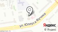 ПарусТранс на карте