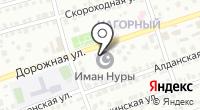 Иман Нуры на карте
