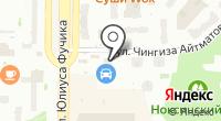 ТРАНСВИП на карте