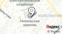 Храм Святого Николая на карте