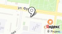 Робинзоон на карте