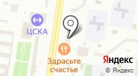 ТКСфера на карте