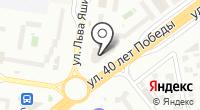 Опти-Телеком на карте