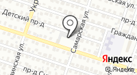 Delada на карте