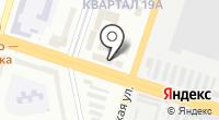 Мебиус на карте