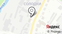 ИндивидуалСтрой на карте