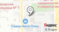 Октава на карте