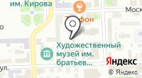 БИГ на карте