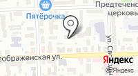 Архпроект на карте