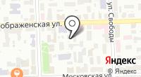 Дизайн-бюро Алексея Астанкова на карте