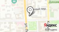 Osch на карте