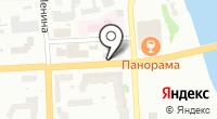 Салютстрой на карте