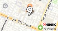 Гранитогрес на карте