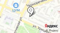 Западно-Сибирское агентство воздушных сообщений на карте