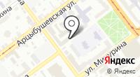 Балтэкс-С на карте