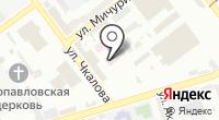TourLine на карте