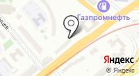 Интеррост на карте