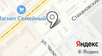 Туда-Обратно на карте