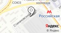Завод авиационных подшипников на карте