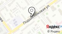 Магазин напитков на карте