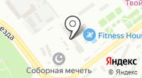 Конда на карте