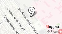 НиКоС на карте