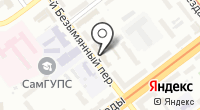 Акку-Фертриб на карте