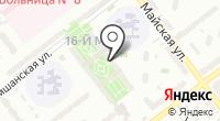 СВКК на карте
