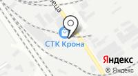 Бир-Трейд на карте