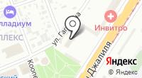 Триумф-НК на карте