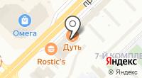 Espocada на карте