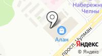 Богатый дом на карте
