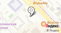 Квартиры на карте