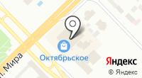 Портьерный салон на карте